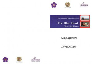 The Blue Book: Evidence of Armenian Genocide
